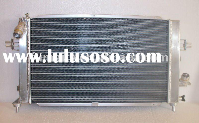 FOR OPEL Vauxhall Astra VXR 38mm Twin,AUTO PARTS, aluminum RACING radiator