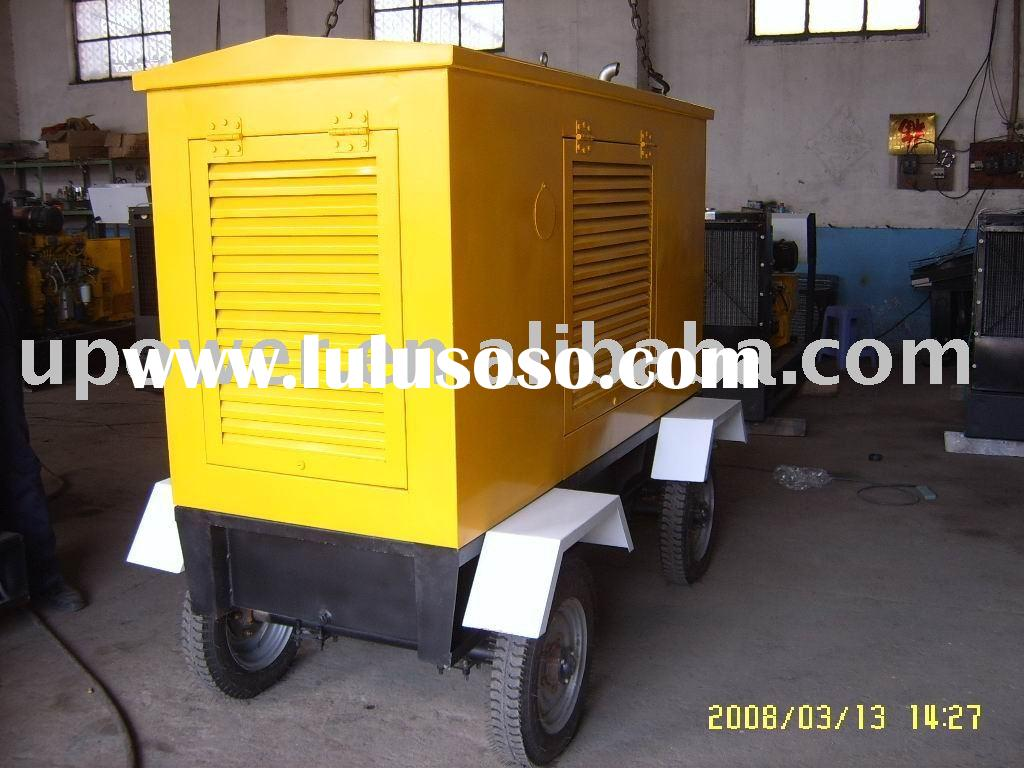 Farm Irrigation Diesel Water Pump