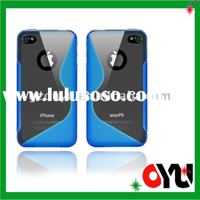 For Apple iPhone 4 HOT PC+TPU Mobile phone Case