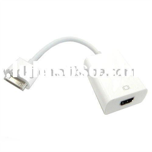 For IPAD to HDMI for ipad hdmi adapter from factory