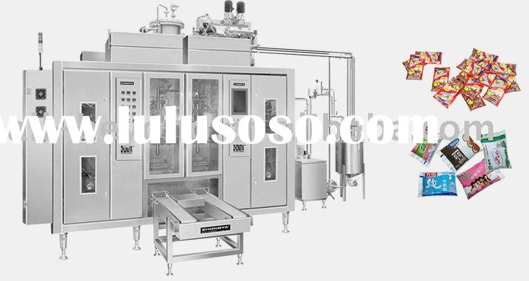 Full-automatic Aseptic Soft-packaging Forming Filling Sealing Machine