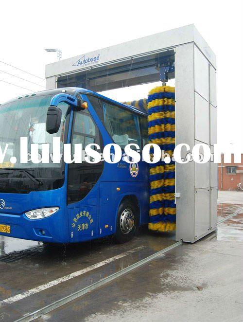 Fully Automatic Bus Wash Machine & Bus Wash Systems