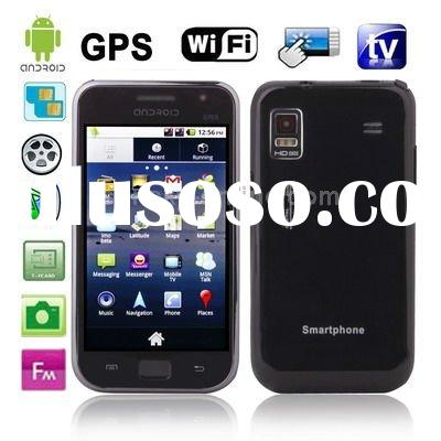 GPS + Android 2.2 Version, 4.0 inch Touch Screen Mobile phone
