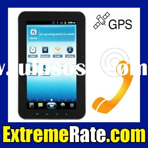 Gpad MG701 7 Inch Phone Tablet PC GPS UMPC Android 2.3 Bluetooth TV Monster Phone Black + Free Shipp
