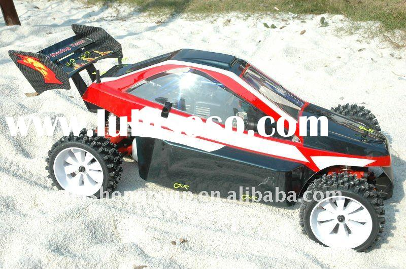HOT SELL!!!1/5th scale gas buggy 4WD rc car