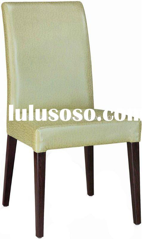 HOT Selling Leather Dining Restaurant Furniture