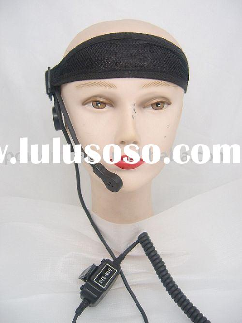 Headset for Professional Users like military and police
