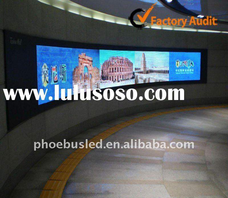 High Resolution Indoor P10 Plasma Video Wall Screen