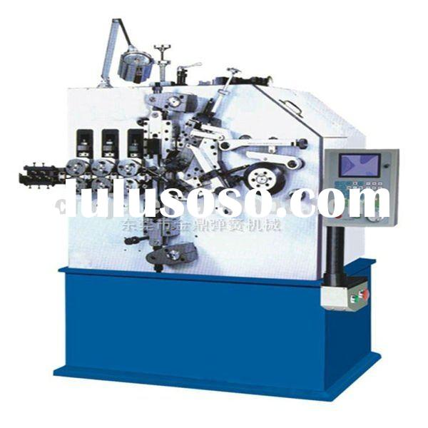 High Speed Spring Coiling Machine (TXD40W)