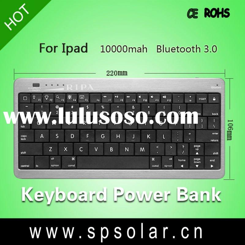 Hot Sale Keyboard Power Bank Charger for IPAD
