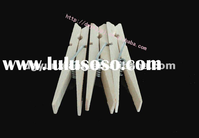 Hot Sell Wooden Clothes Clip