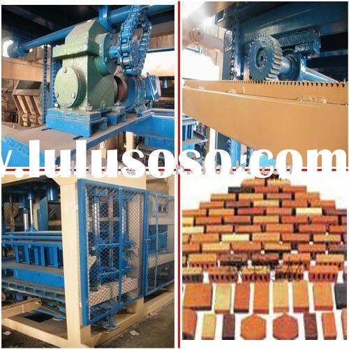 Hot sales!Fully automatic fly ash brick making machine