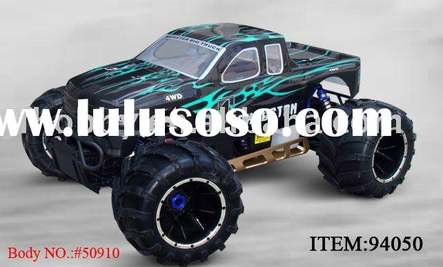 Hot sell !!! R/C Car-1/5 Scale Gas Powered Truck