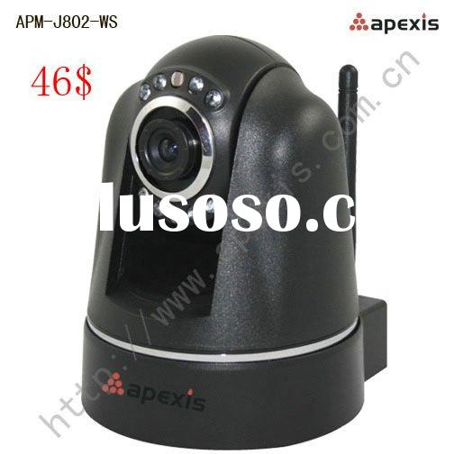 Hot selling around Brazil 3G megapixel ip network camera