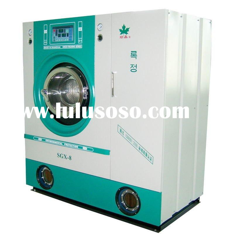 Hydrocarbon Dry Cleaning Machine ( full-automatic) & dry cleaning equipment
