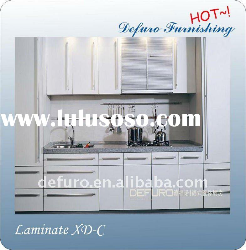 Laminate Kitchen Cabinet For Sale Price China
