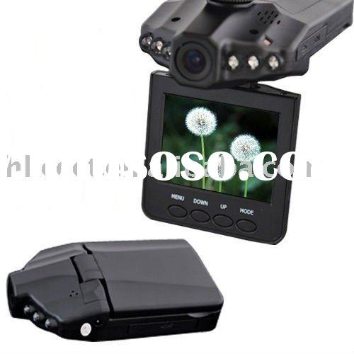 Infra-red Night Vision Cheap Mini Car Video Camera