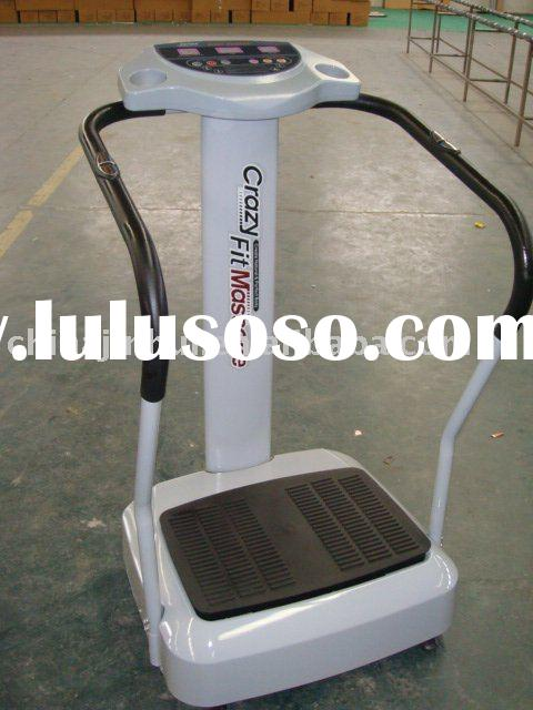 JH-6602D crazy fit massage ,power plate (vibration machine) with CE and ROSH certified