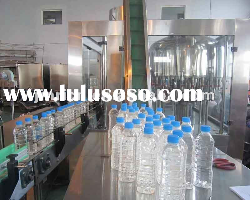 JINRI-2 pure and mineral water filling machine