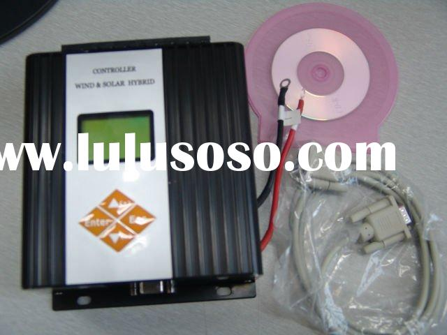 LCD wind solar hybrid controler charger