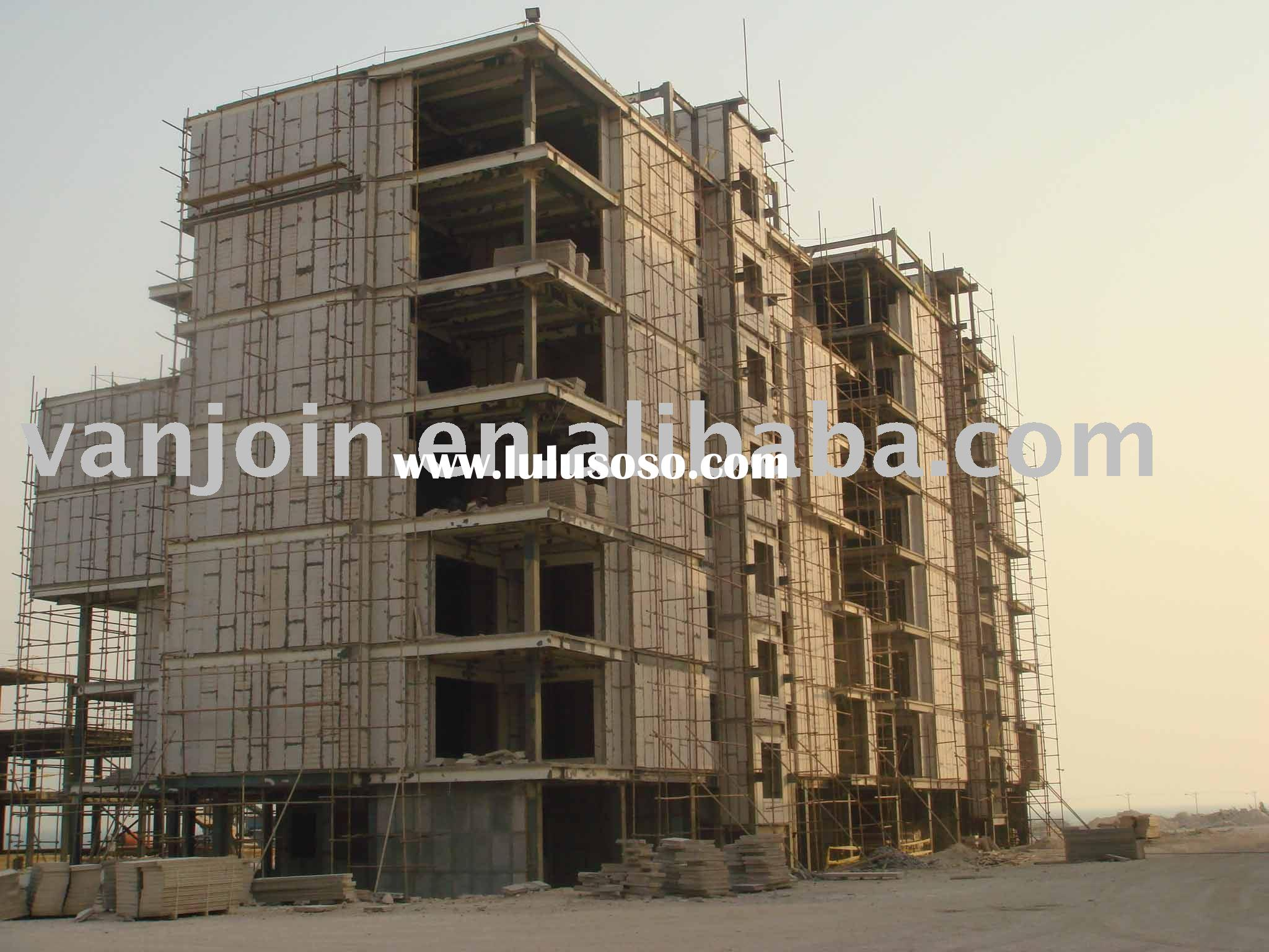 Light Weight EPS Sandwich Panel for Dubai Project