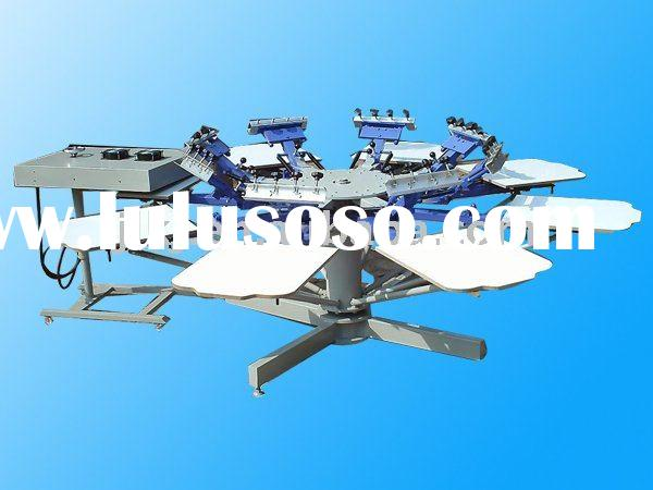 Cheap t shirt screen printing equipment for sale for sale for Screen printing machine for t shirts for sale