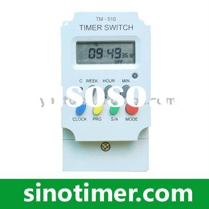 Micro computer Time control Switch