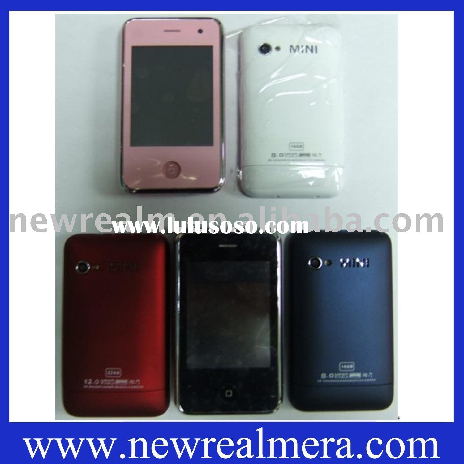 Mini N8i gsm mobile phone dual sim +TV+JAVA +quadband