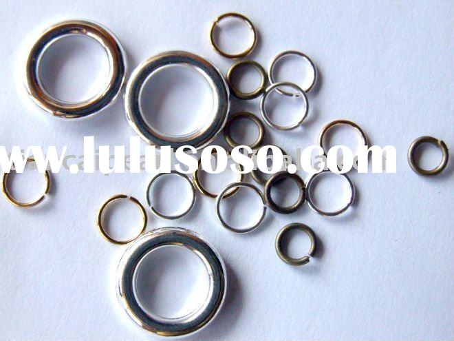 Mixed size&Color Jump rings Jewelry Findings Jewelry Accessories Jewelry Fittings