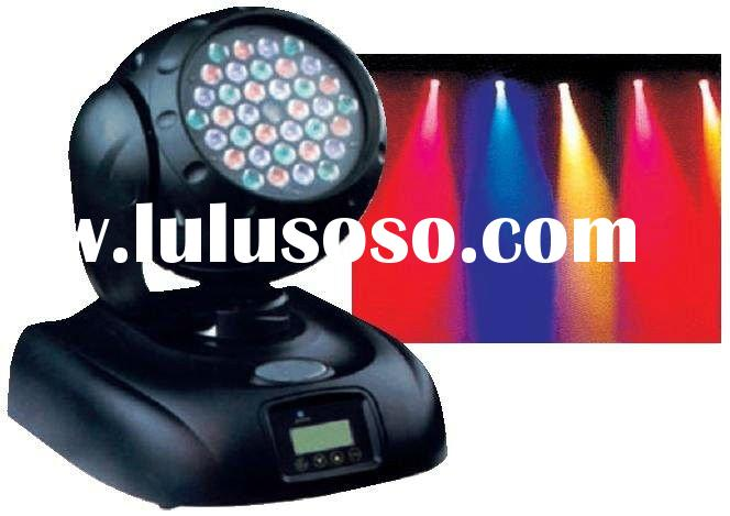 Moving Head LED Wash Stage lighting