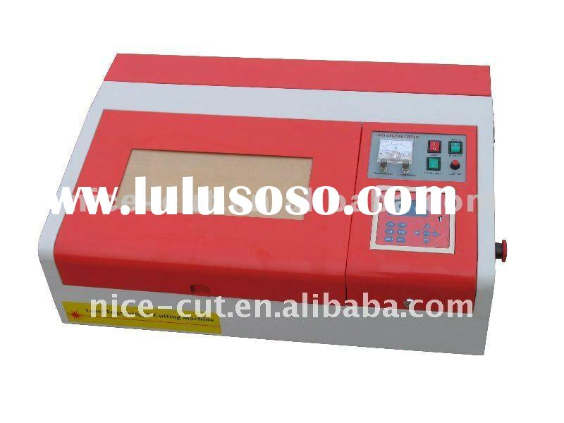 NC-4040 Mini Laser metal engraving machine