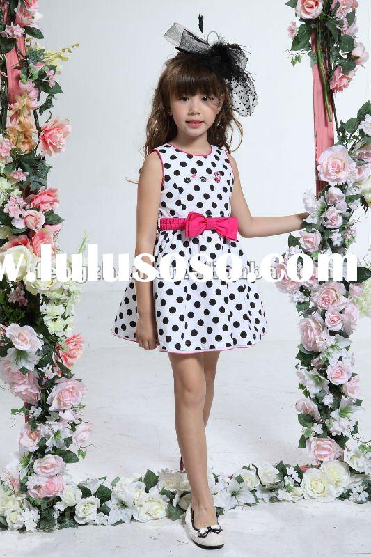 Pink Nana 100% cotton girls frock designs