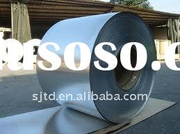 Prime aluzinc cold rolled steel sheet in coils.