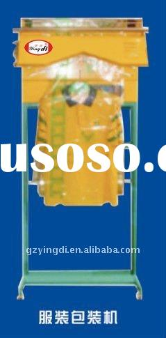 Professional Automatic clothes packaging machine manufacturer