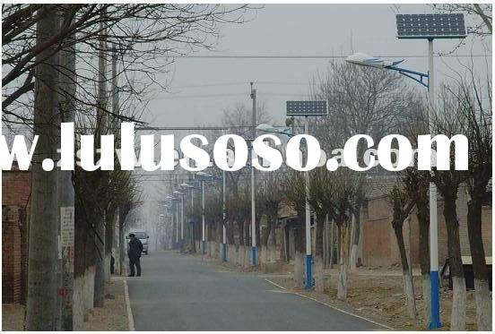 Quality Energy Saving Solar Street Light for Highway solar street light controller