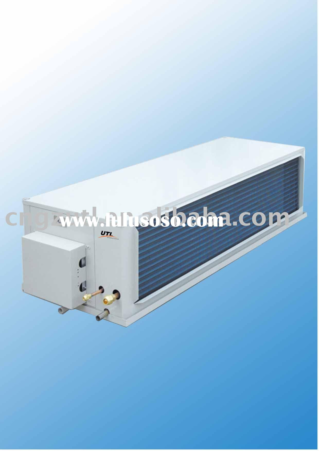 R410A DC INVERTER SPLIT DUCT AIR CONDITIONER