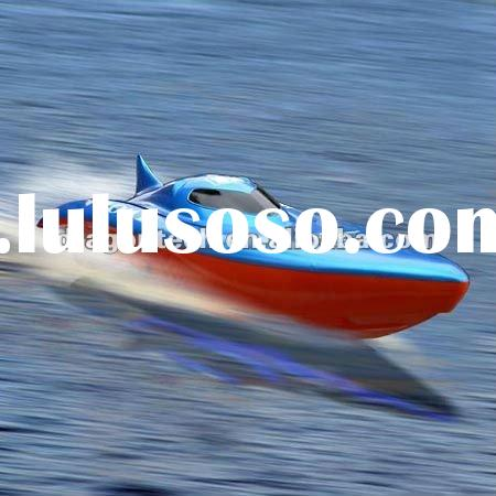 Radio Remote control gas rc boat