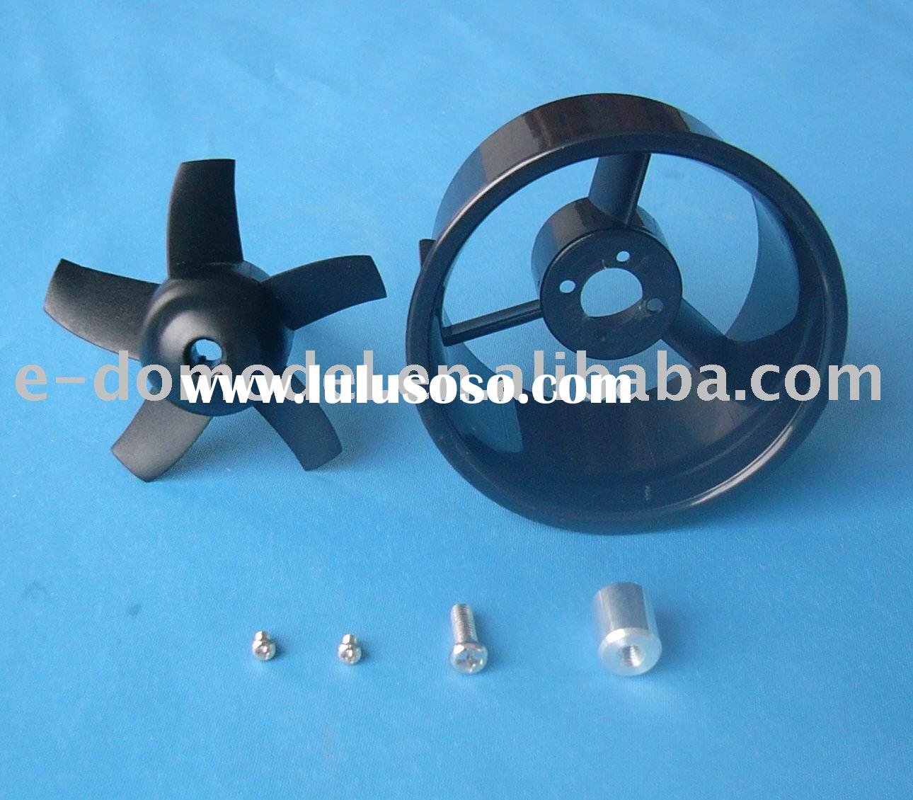 Rc toy accessory,Rc Jet parts ducted fan size:64mm