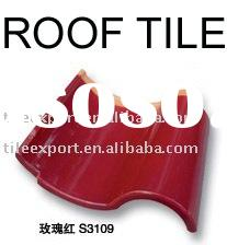 Red Spanish Roof Tile