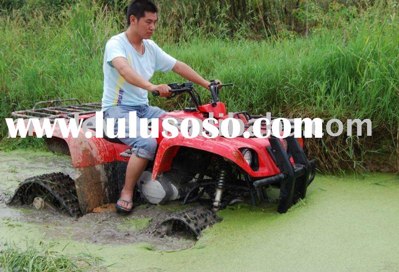 Rubber Track System for ATV