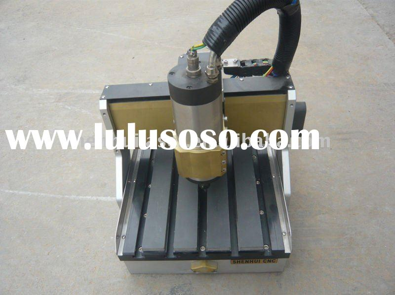 SH-2030 mini CNC router engraving machine(Parts of this machine made in Korea)