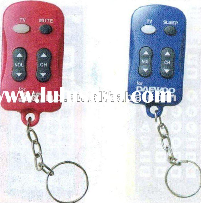 SIMPLE UNIVERSAL REMOTE CONTROL FOR TV