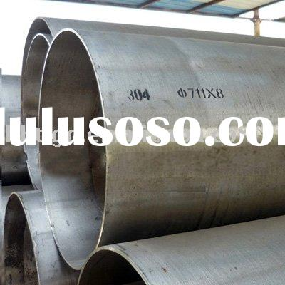 Seamless Stainless Steel pipe/tube ASTM A312 TP302/pipe/steel pipe