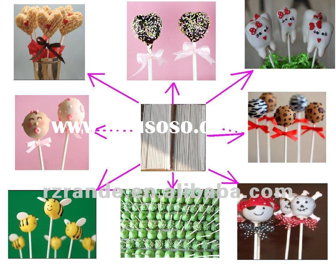 Sell Chocolate Cake Paper Stick and Colorful Lollipop Paper Stick with Lowest Price Guaranteed
