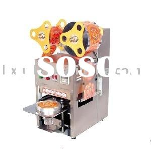 Stainless steel Fully Automatic Plastic Cup Sealing Machine