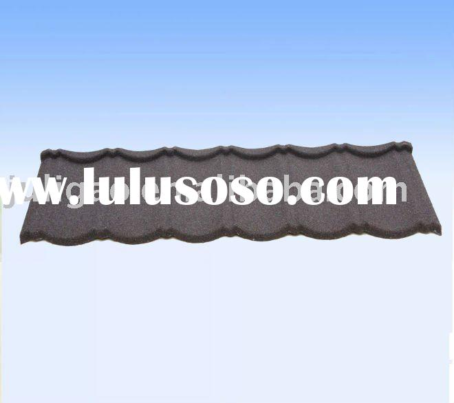 Stone Coated Roof Tile/Corrugated Sheet Metal Roofing