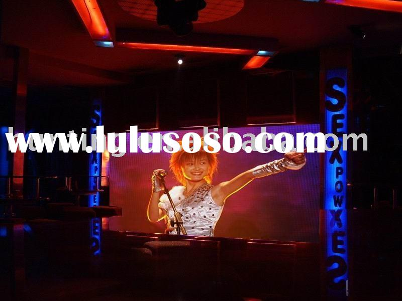 Super concert big board LED display Indoor full color HX-P6 LED display LED panel LED screen