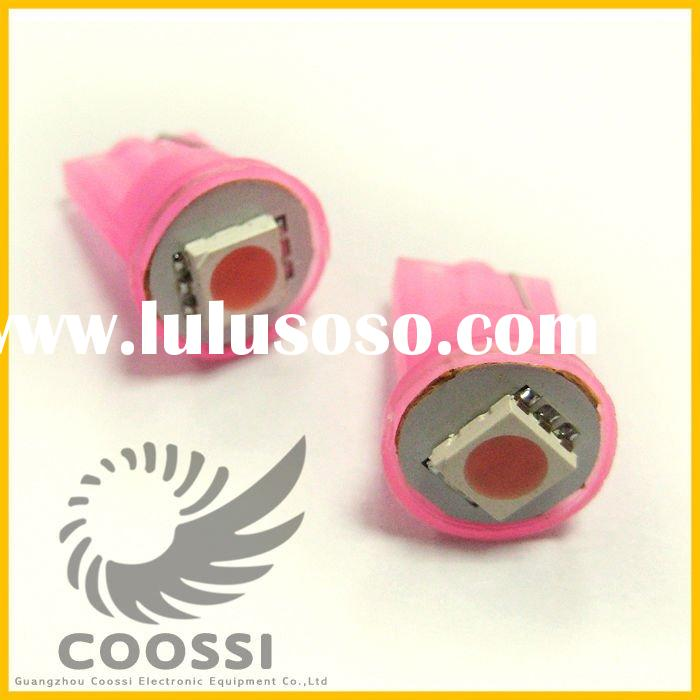 T10 5050 SMD Pink LED Car Side Turn Signal Light Lamp [CP288]