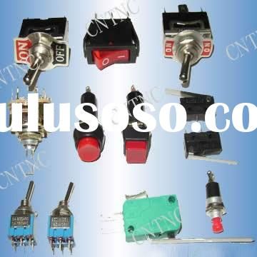 Toggle Switch ,rocker switch and LED Lamps