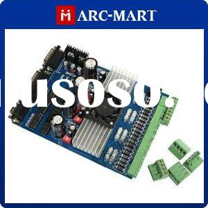 Top Quality!! 4 Axis Stepper Motor Driver (step motor driver) Board TB6560 Controller Stepping Drive